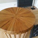 Bespoke designer wooden bar